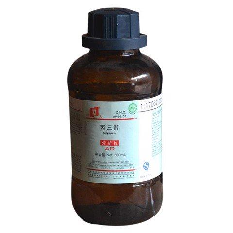 Glycerol C3H8O3