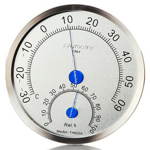Đồng hồ đo nhiệt độ Model 603A