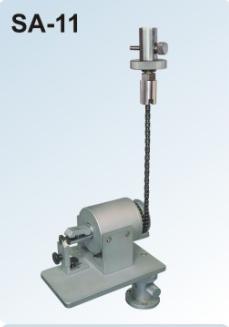 SA-11 Ngàm kẹp thử nghiệm mô-men xoắn tay kéo dây khóa kéo 拉链拉片扭力夹具